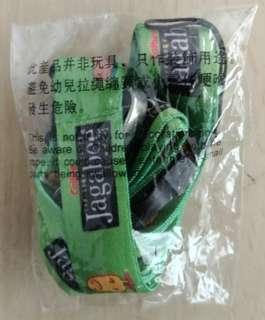 Jagabee 頸繩(包平郵)