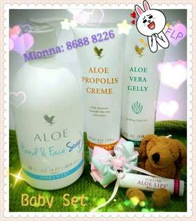 Baby 1st month Gift Set