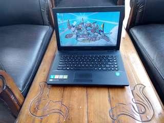 Laptop lenovo G400 Intel Celeron RAM 2GB HDD 500GB