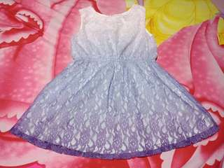 HnM dress Ombre sz 1.5-2thn