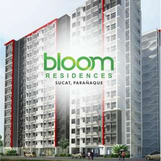 New 2 Bedroom Condo Unit At Bloom Residences Paranaque