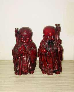 Pair of Earth Blessing Couple