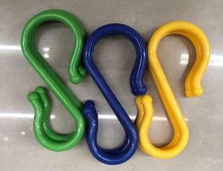 Plastic S Hook
