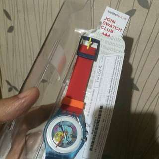 💯 authentic brand new swatch