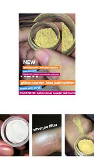 Highlighter powder HOMEMADE
