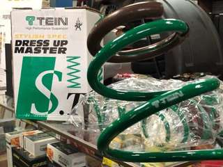 TEIN Dress Up Master (Comfort) lowering springs