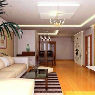 Providing House cleaning services