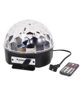 (233) MP3 Bluetooth LED Magic Ball