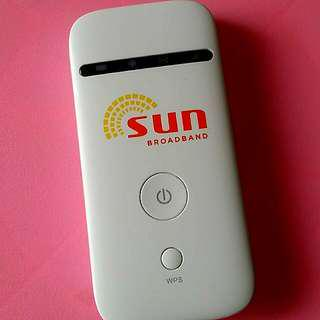 Sun Broadband Pocket Wifi