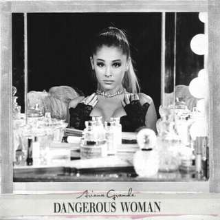 Ariana Grande Dangerous Woman Japan Deluxe Edition CD DVD sealed UICU 9084 bonus track
