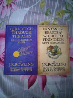 From the World of Harry Potter by JK Rowling