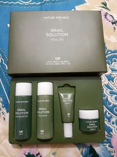 Snail solution trial kit
