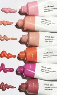 🚚 Glossier Cloud Paint (6 Shades)