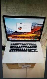 Macbook Pro 15 mid2014 i7