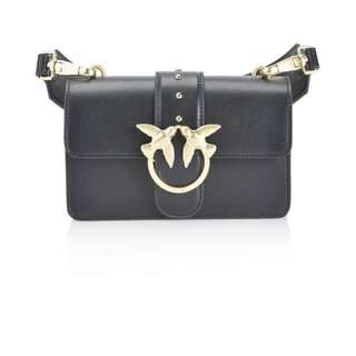 Pinko love bag in black small size