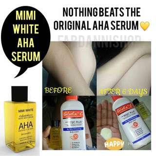 Mimi White AHA Serum