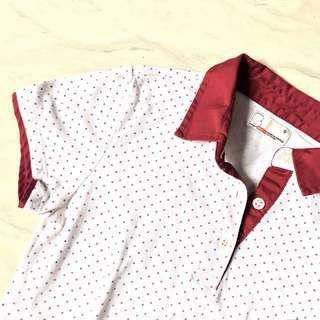 Bench Polka Dots Polo Shirt