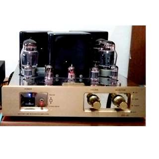 Audio Space AS8i 55W pure integrated tube amp