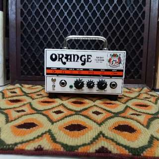 mircro terror amplifier ORANGE
