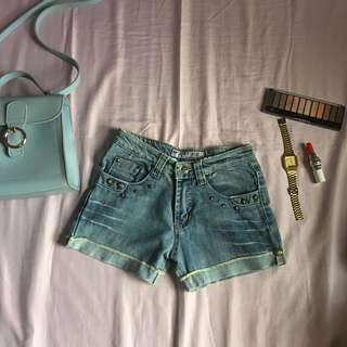 Denim Short 💕