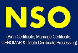 NSO/PSA Certificate Assistance