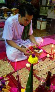 popular magical master archan tao for blessing from 22 june to 01 July
