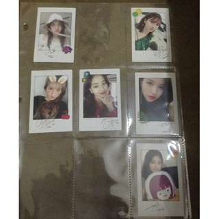 SALE! Twicetagram polariod pc