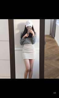 White skirt (Brand new)