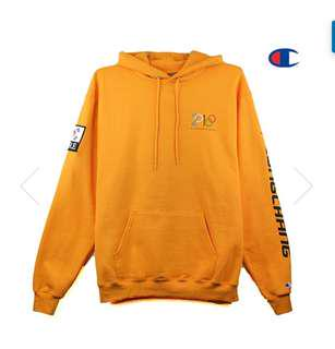 0a07992dc36e 2018 PC GOLD CHAMPION PULLOVER HOODIE (LIMITED EDITION