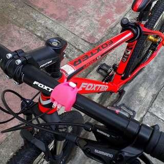 Foxter Lincoln 4.0 2018 (27.5 Hydraulic Mountain Bike)