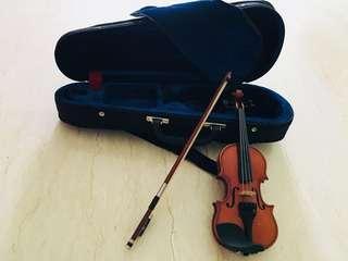 Violin 1/32 size  - Mandeville