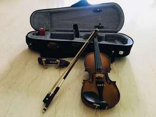 Synwin Student Violin 1/16 size