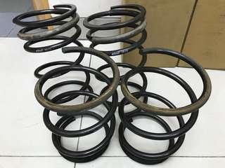 Subaru wrxsti 7代 Eibach lower springs