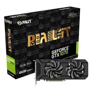 Palit GeForce GTX 1070