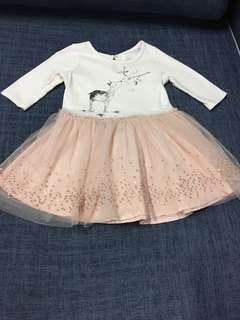 Pumpkin patch Baby Dress