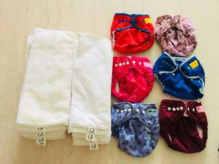 Brand new Bumwear pocket diapers
