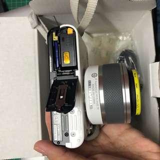 J1 Nikon Camera