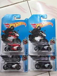 Ducati Hot Wheels