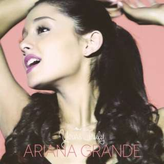 Ariana Grande Yours Truly Japan Deluxe Edition Sealed CD DVD Limited edition UICU 9075 rare