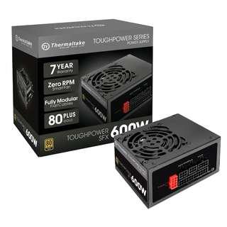 Thermaltake ToughPower SFX 600W Full-Modular, 80 Plus Gold