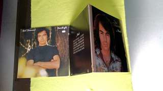 NEIL DIAMOND . moods / heartlight . ( buy 1 get 1 free )  vinyl record