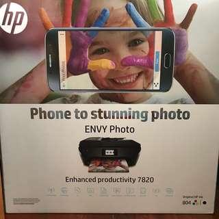 Printer HP 7820 100% New