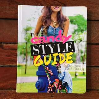 Candy Style Guide
