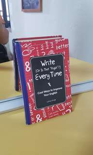 write every time