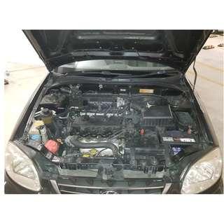 Hyundai Accent 15cc (A)