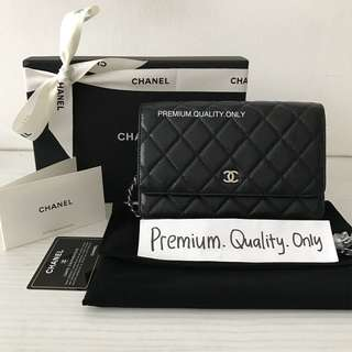 Customer's Order Chanel Woc- black