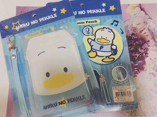 Sanrio Pekkle AP鴨 Phone Pouch