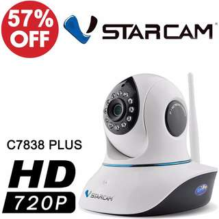 Vstarcam C7838WIP Plus 720P High Quality Lens (CCTVSG.NET )