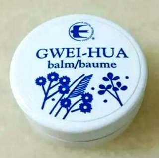 🚚 [6pcs] Gwei-Hua balm (Caroupay available)