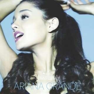Ariana Grande Yours Truly Japan Regular Edition CD sealed UICU 1248